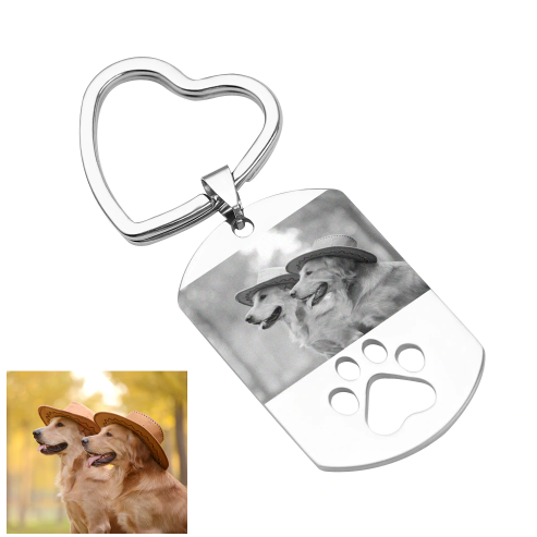 sleutelhanger-foto-hond-gegraveerd