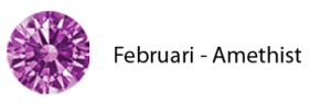 geboortesteen februari amethist