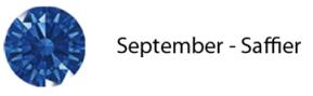 geboortesteen sieraden september saffier