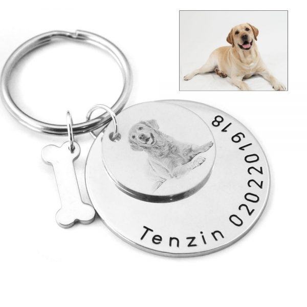 foto-sleutelhanger-hond